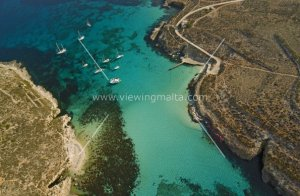 Blue Lagoon Aerial View (1)_595_viewingmalta watermark