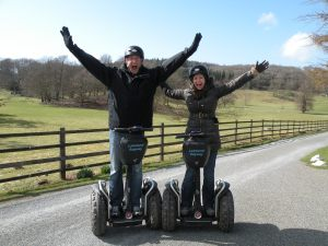 Lakeland Segways Tour