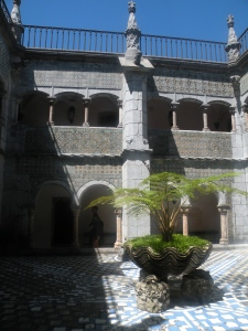 Cloister at Pena Palace