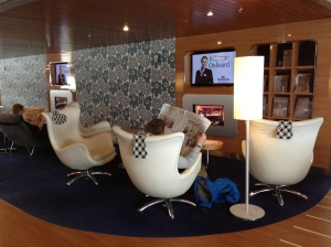 StenaPlus Lounge on Stena Line