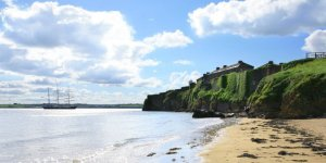 Duncannon Fort and Beach