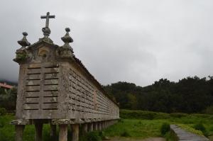 Hórreo, Galicia