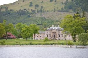 Golf Club on Loch Lomond
