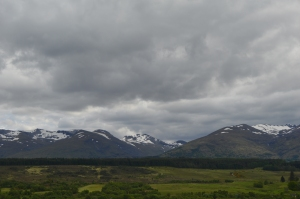 The Grampian Mountains - Ben Nevis