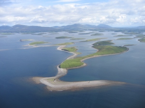 Clew Bay. Photo Credit: DestinationWestport
