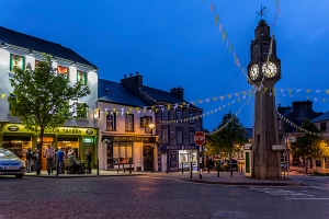 Westport Night. Photo Credit: DestinationWestport