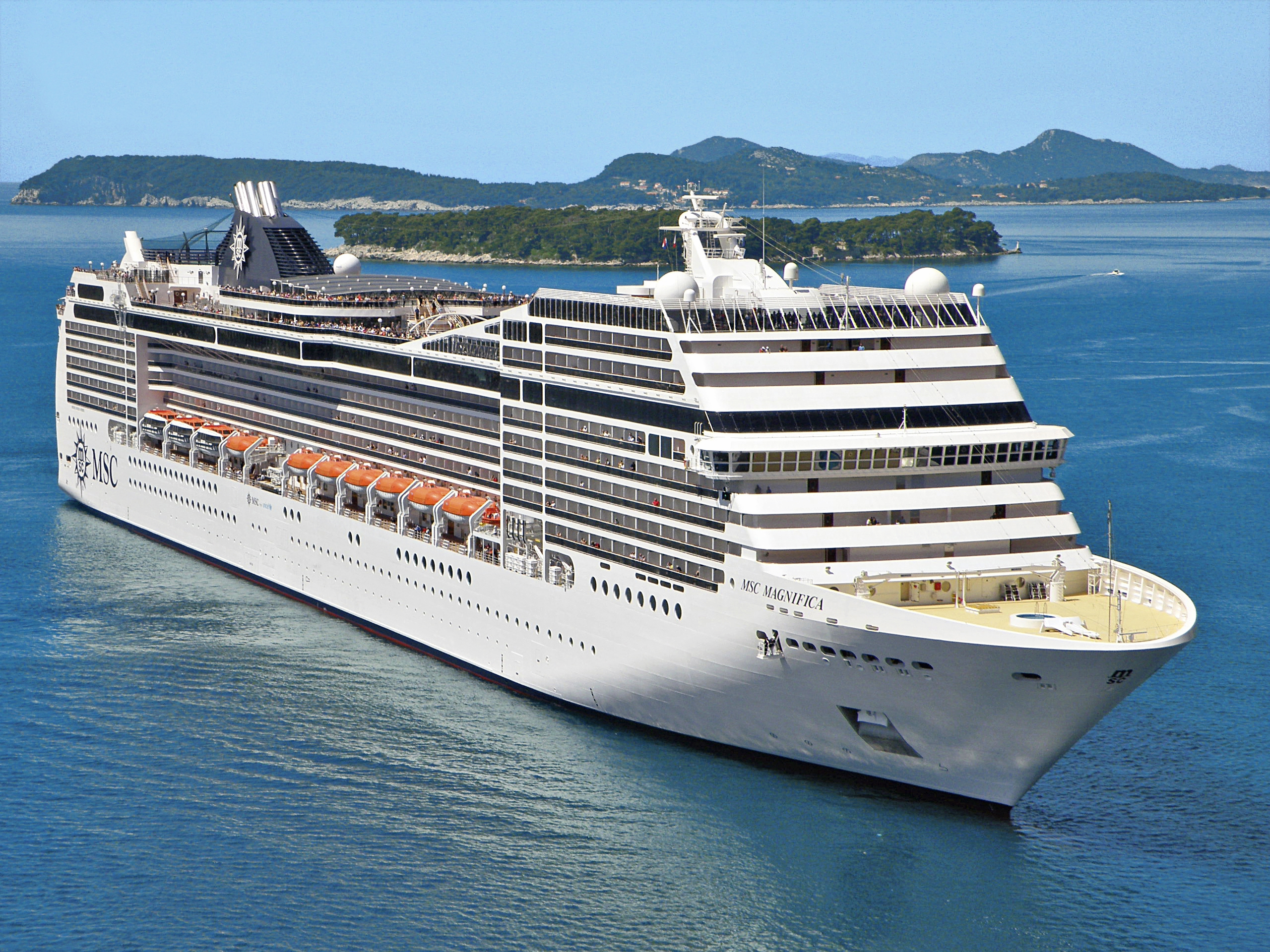 first time cruising with msc julianne mooney